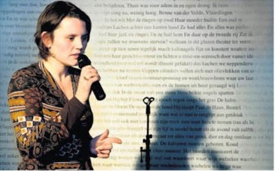 Lotte Asveld Winnaar juryprijs 2008