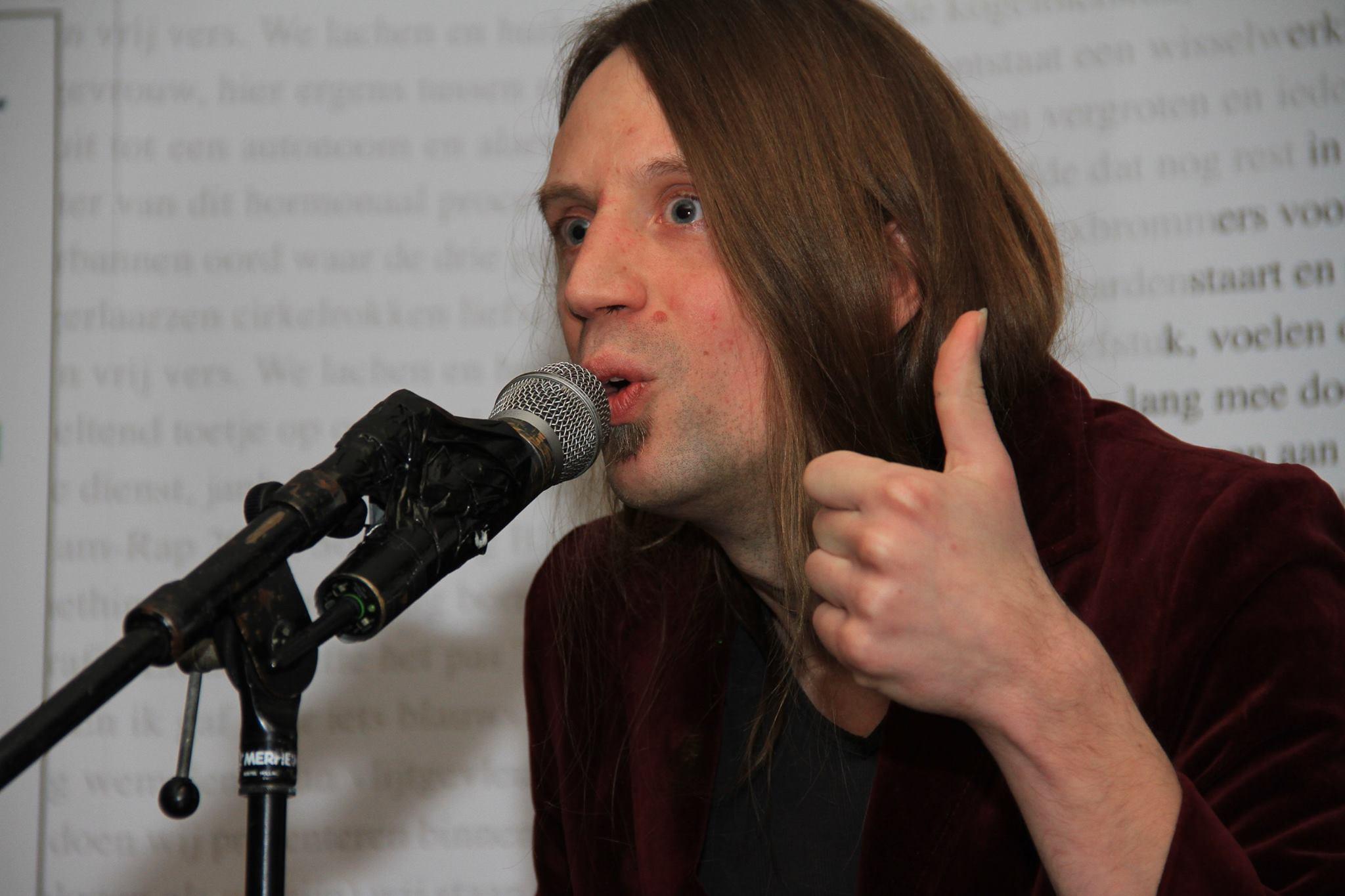 Arnoud Rigter Winnaar juryprijs 2007