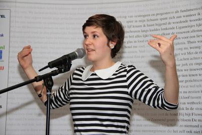 Lotte Dodion winnaar juryprijs 2013