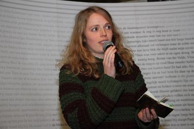 Marloes Robijn  Winnaar juryprijs 2015
